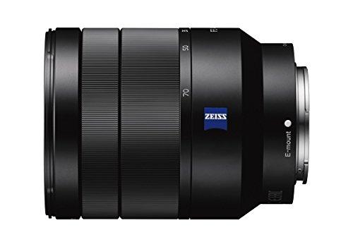 Sony SEL2470Z Obiettivo con zoom DE 24-70 mm F4 ZA OSS, Nero