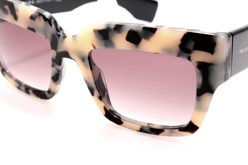 prada Prada for woman pr28ps (POEME) - KAD0A7, Designer Sunglasses Caliber 51