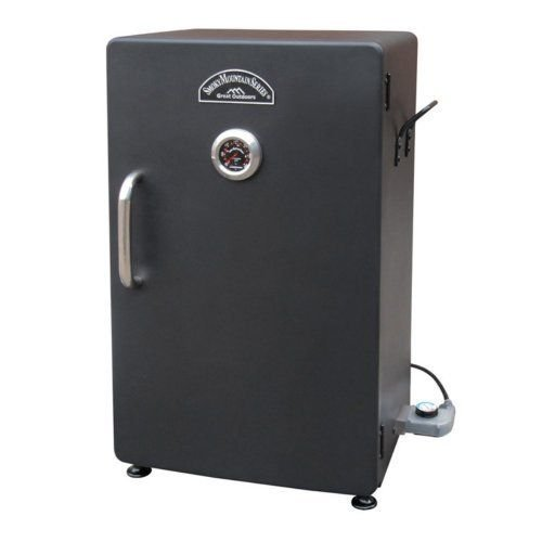 "Landmann 32"" Electric Smoker Black / 32948 / front-32717"