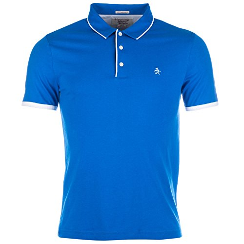 mens-original-penguin-mens-tri-colour-mearl-eu-slim-fit-polo-shirt-in-blue-m