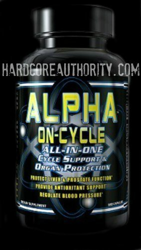 Alpha On-Cycle