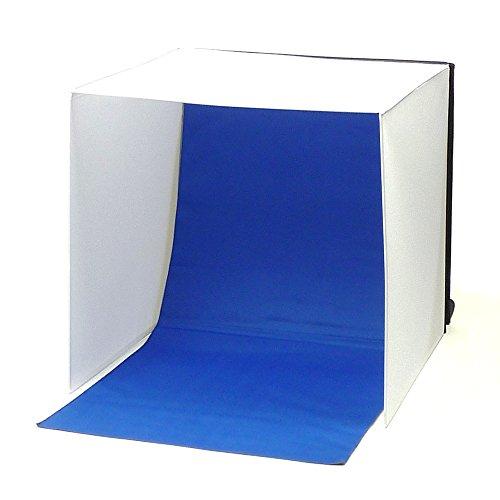 【撮影ボックス】組み立て式 簡易撮影スタジオ ミニ撮影ブース SB60