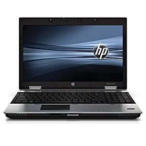 "HP Compaq EliteBook 8540p 15.6"" Widescreen Laptop with Intel Core i5 M 520@2.40GHz, 4GB RAM, 320GB HD and licensed Windows 7 Professional (64-bit) from a Microsoft Authorized Refurbisher"