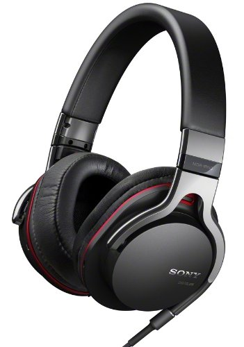 Sony-MDR1RNC-Premium-Noise-Canceling-Headphones-Black