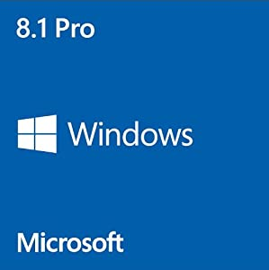 amazoncom microsoft windows 81 pro 64bit system builder