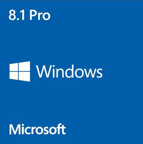 Windows 8.1 Pro System Builder OEM DVD 64-Bit