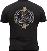 Dirty Ray MMA Brazilian Jiu-Jitsu camiseta hombre K33C