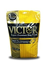 Victor Dog Food Select Multi-Pro Maintenance Pet Food, 50-Pound