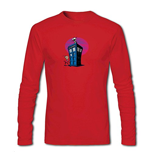 Doctor Who and Alien For Mens Long Sleeves Outlet