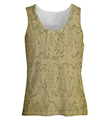 Snoogg Patterns Textures Womens Tunic Casual Beach Fitness Vests Tank Tops Sleeveless T shirts