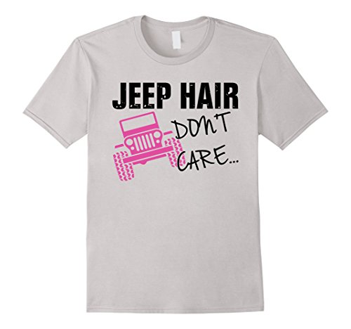 JeepShirts Jeep Hair Don't Care Tee Shirt