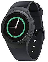 Samsung Gear S2 SM-R730T 4GB Dark Gray Smartwatch for T-Mobile (Certified Refurbished)