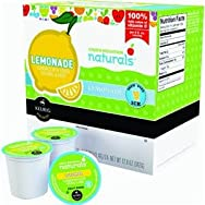 Keurig114016Keurig Iced Beverage K-Cup Pack-GM NATURALS LEMONADE