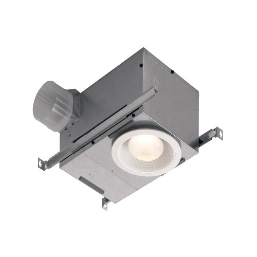 Broan 744LED Recessed Fan with LED Lighting (Broan Recessed Fan Light compare prices)