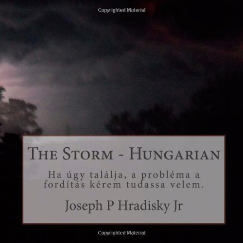 The Storm - Hungarian