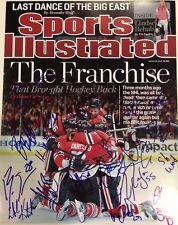 Buy Chicago Blackhawks 2013 Team Signed 11x14 Sports Illustrated Photo w COA by KDSignatures