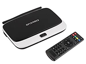Dragon-Best Black color in stock! XBMC Q7 cs918 Android TV Box RK3188 1GB/8GB Quad Core Mini PC Smart TV Media Player with Remote Controller from dragon-best