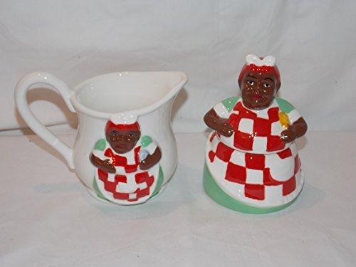 3d-ceramic-aunt-jemima-cook-cream-sugar-jar-canister-holder-by-aunt-jemima-crean-sugar-holder