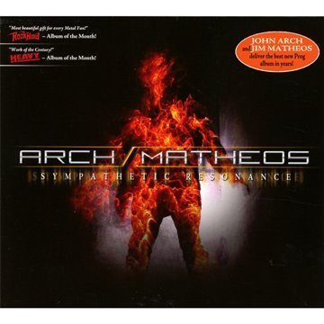 Sympathetic Resonance by Arch/Matheos (2011) Audio CD