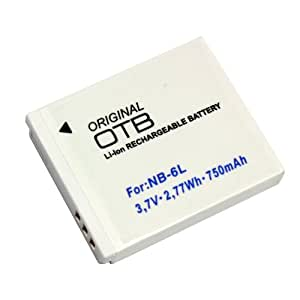 Accu Pour Canon PowerShot SX700 HS (Li-Ion)