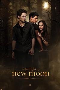 1art1 48041 Poster Twilight 2 Tentation Affiche Principale 91 X 61 cm