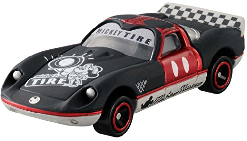 Takara Tomy Tomica Disney Motor DM-10 Speedway Racing Star Mickey Mouse