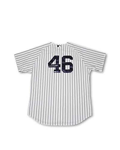 Steiner Sports Memorabilia Andy Pettitte Authentic Yankees Home Jersey