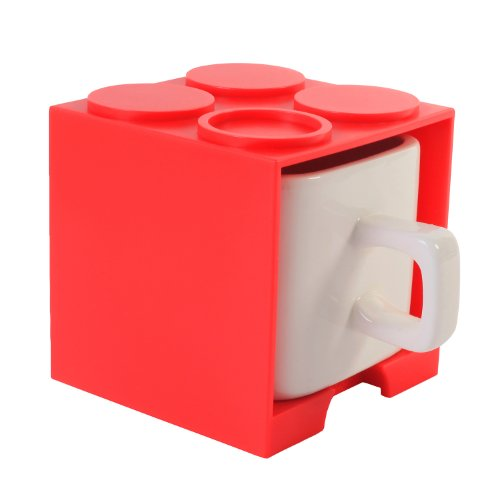 Cube Mug (Red)