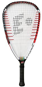 Click here to buy E-Force Invasion 170 Racquetball Racquet - White Black Red by E-Force.
