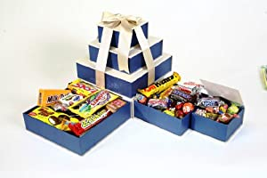Swerseys Chocolate 1940's-1970's Nostalgic Candy Assortment (#65), 2.5-Pound Gift Box