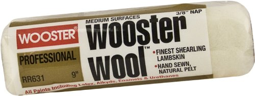 wooster-brush-rr631-9-wooster-wool-roller-cover-3-8-inch-nap-9-inch