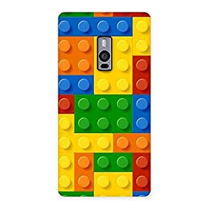 Ajay Enterprises Toy Design Back Case Cover for OnePlus Two