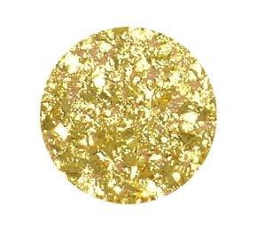 ピカエースシャインリーフ 純金色#673