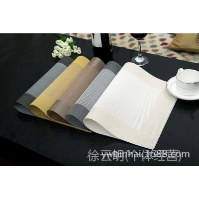 Bds high quality dining room placemats for table heat for High quality dining room tables