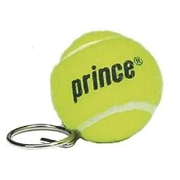 Prince Tennis Ball Keychain