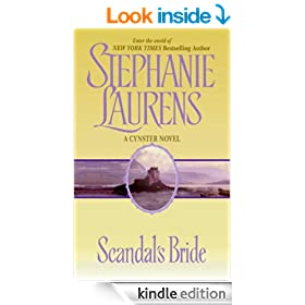 Scandal's Bride (Cynster Novels)