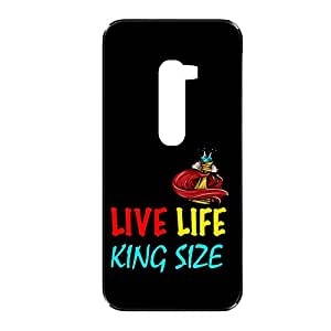 Vibhar printed case back cover for LG G2 KingSize