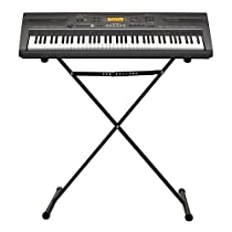 Casio 76-Key Electronic Keyboard with Adaptor and Stand