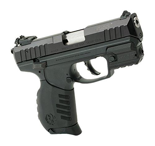 LaserMax Rail Mounted Pistol Red Laser for Ruger SR22, SR9c,