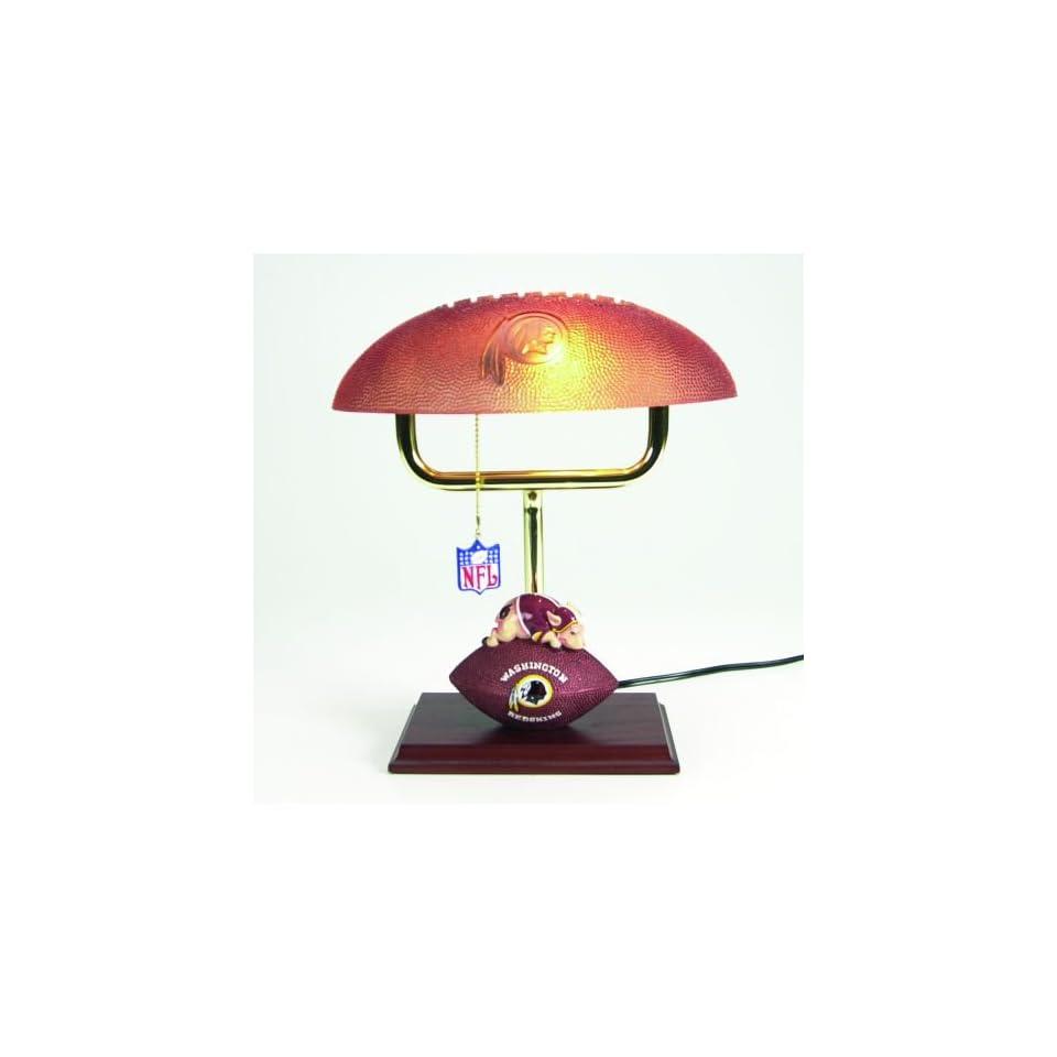 14 NFL Washington Redskins Football Mascot Office Desk Lamp