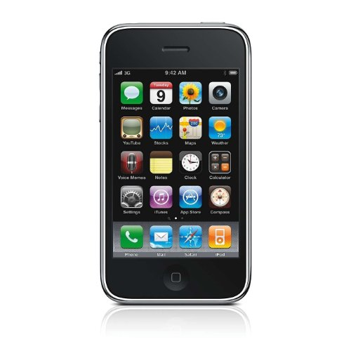 Apple iPhone 3GS 8GB Black Factory Unlocked / Not