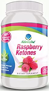 Raspberry Ketones Extract 1000 Mg Per Serving 60 Vegetarian Capsules 100 Pure All Natural Lean Weight Loss Appetite Suppressant Supplement For Men And Women With Hca Max Pure Raspberry Ketones Per Capsule Full 30-day Supply from Nature's Find