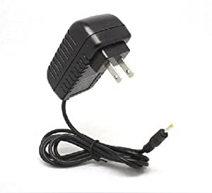 5V AC Wall Charger Power ADAPTER w/ 2.5mm Cord for Ematic eGlide Tablet eReader