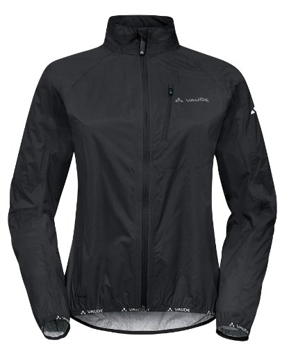 VAUDE Damen Jacke Drop Jacket III, Black, 38, 04964 -