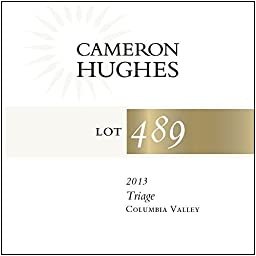 2013 Cameron Hughes Lot 489 Columbia Valley Triage White Blend Riesling/Chardonnay 750 mL Wine