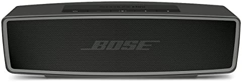 Bose SoundLink Mini II Bluetooth Lautsprecher carbon