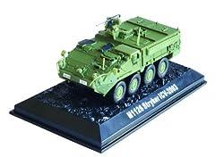 M1126 Stryker ICV - 2003 diecast 1-72 model (Amercom BG-14)