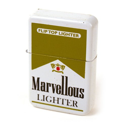 Bomblighter - Marvellous Marlboro Lights
