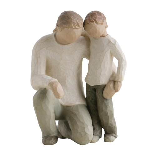 Willow Tree 26030 Father & Son Statue