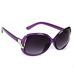 Endiano Oval Sunglasses